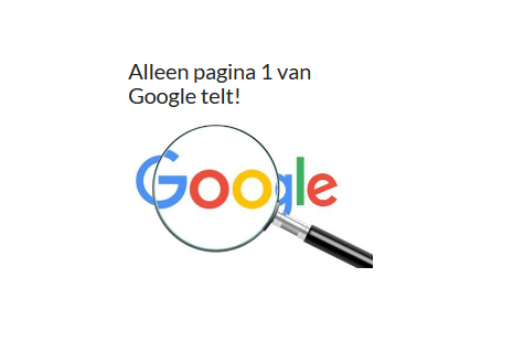 google-pagina-1-optimaliseren-seo
